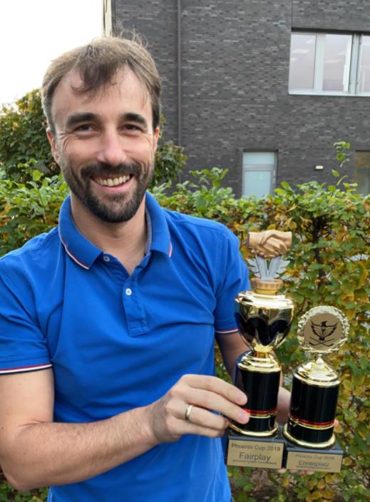 Pokale vom Phönixcup 2019